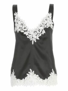 Blumarine Lace Top