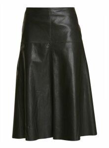 Arma Fairchild A-line Midi Skirt