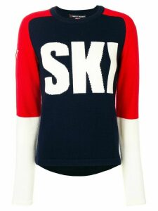 Perfect Moment Ski jumper - Blue