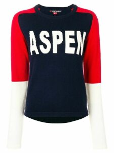 Perfect Moment Aspen jumper - Blue