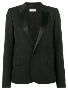 Saint Laurent tuxedo jacket - Black