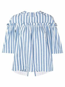 Golden Goose Ashley striped blouse - Blue