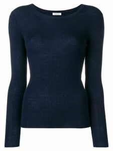 P.A.R.O.S.H. ribbed jumper - Blue