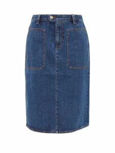 A.P.C. - Nevada Denim Skirt - Womens - Denim