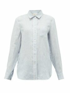 Weekend Max Mara - Francis Shirt - Womens - Blue White