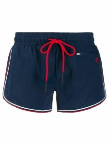 Perfect Moment jogging shorts - Blue