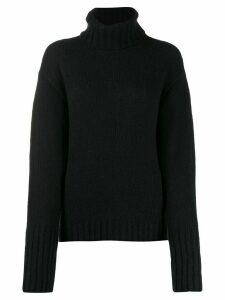 Philosophy Di Lorenzo Serafini roll neck sweater - Black