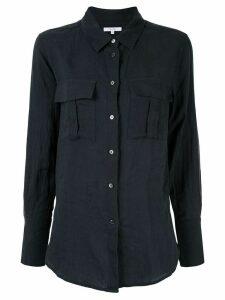 Venroy Pocket Shirt - Blue