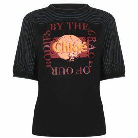 Chloe Citrus Printed T Shirt