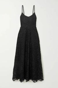 Valentino - Corded Lace Gown - Black