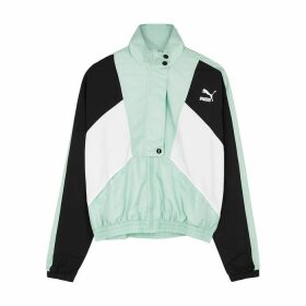 Puma Tailored For Sport Mint Shell Track Jacket