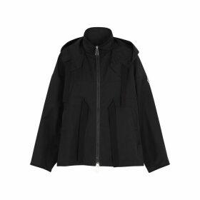 Moncler Mais Black Shell Jacket
