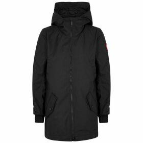 Canada Goose Ellscott Black Dura-Force Light Shell Jacket