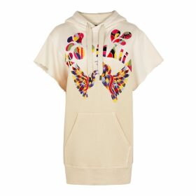Isabel Marant Miami Embroidered Cotton-blend Sweatshirt