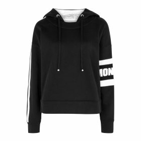 Moncler Monochrome Logo Cotton-blend Sweatshirt