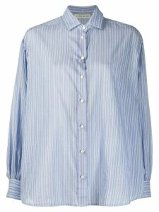 Etro striped shirt - Blue