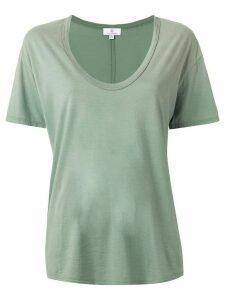 AG Jeans The Henson V-neck T-shirt - Green