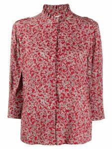 Ba & Sh printed blouse - Red