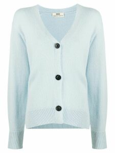 Sminfinity V-neck cardigan - Blue