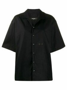 Dsquared2 oversized short-sleeved shirt - Black