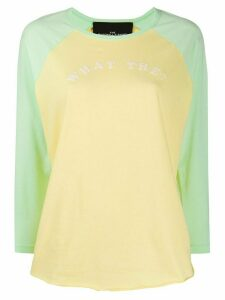 Marc Jacobs What The? jumper - Yellow
