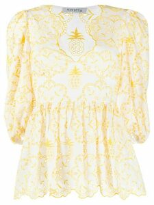 Vivetta lace blouse - White