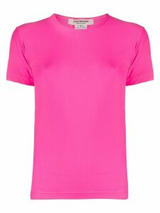 Junya Watanabe Jet stretch fit T-shirt - PINK