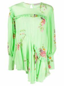 Preen Line Kapona floral print top - Green