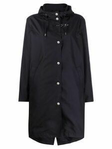Fay iconic clasp jacket - Blue