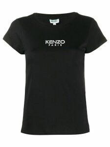 Kenzo logo T-shirt - Black
