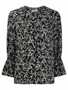 Baum Und Pferdgarten ditsy floral print blouse - Black