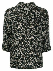 Baum Und Pferdgarten button down Ditsy floral print blouse - Black
