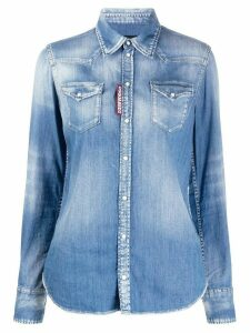 Dsquared2 Western shirt - Blue