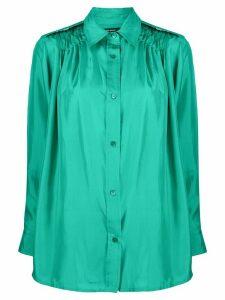 Isabel Marant Uma shirt - Green