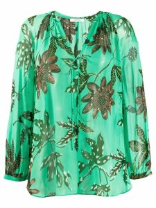 Dorothee Schumacher lightweight blouse - Green