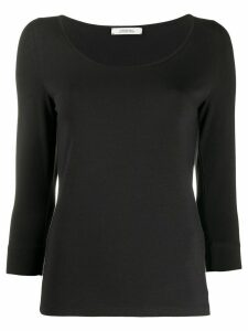 Dorothee Schumacher scoop neck top - Black