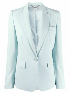 Stella McCartney single-breasted blazer - Blue