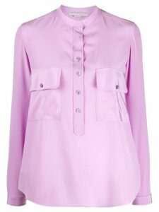 Stella McCartney Estelle blouse - PURPLE