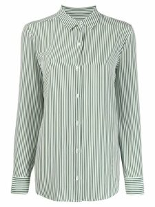 Equipment striped print shirt - White