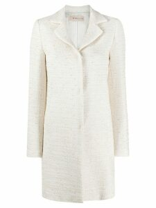 Blanca Vita Sabrina coat - NEUTRALS