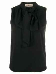 Blanca Vita Candida blouse - Black