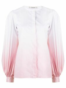 Dorothee Schumacher Rising Freshness dip-dyed shirt - PINK