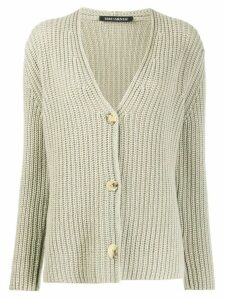 Ulla Johnson chunky knit cardigan - Grey