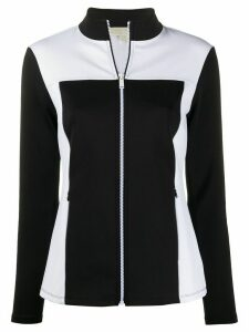 Michael Michael Kors zip-front sweater - Black