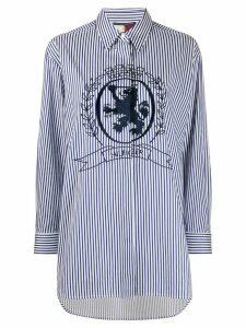 Tommy Hilfiger HCW crest boyfriend shirt - White