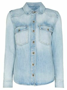 FRAME denim shirt - Blue