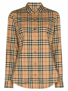 Burberry Lapwing Vintage Check shirt - Brown