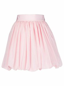 Philosophy Di Lorenzo Serafini high-waist flared skirt - PINK