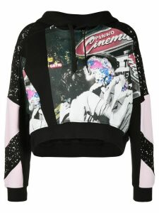 Pinko Pinko Cinema hoodie - Black