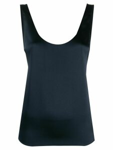 Vince scoop neck tank top - Blue